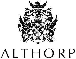Althorp: Living History Logo